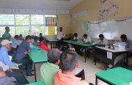 Reunión con representantes: Region Puerta Ton