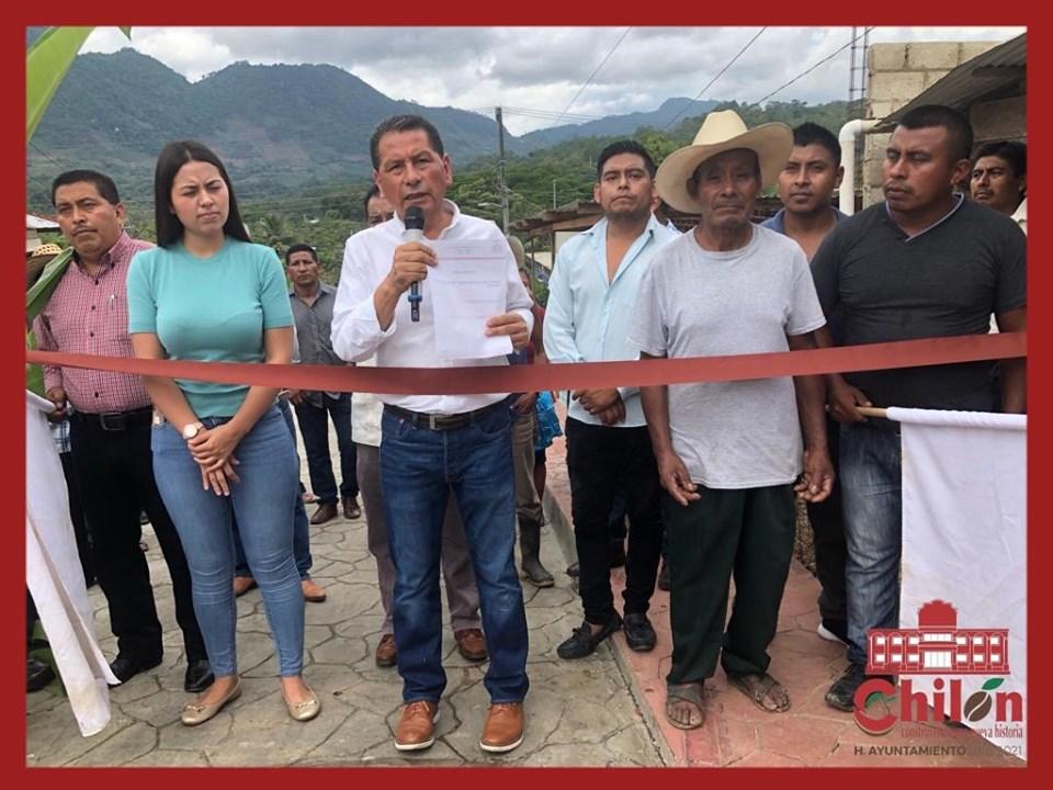 FAMILIAS DEL POBLADO BACHAJÓN BENEFICIADAS CON MEJORAMIENTOS DE VIVIENDAS